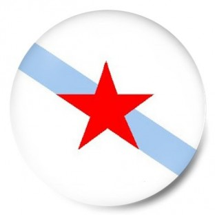Galicia bandera estrella