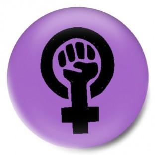 Marea Morada Feminismo Símbolo