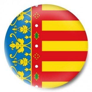 Bandera Valencia oficial