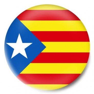 Bandera Estelada senyera Catalana País Valencià