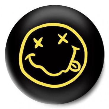 Nirvana Símbolo smilie