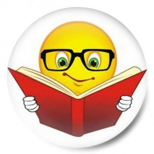 Smilie lectura