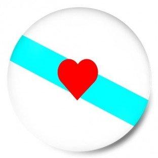 Bandera de Galicia Corazón NSP