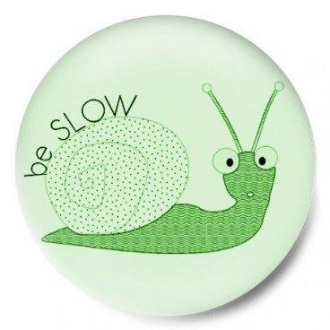 Be Slow Verde NSP