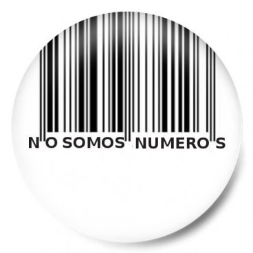 No Somo Números codigo de barras