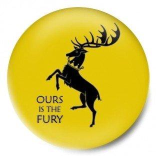 Juego de Tronos Ours is the Fury