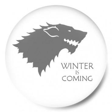 Juego de Tronos Winter is coming