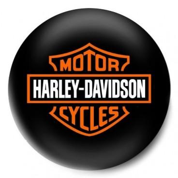 Moto Harley Davidson Logo