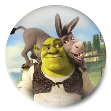 Shrek y Asno (Shrek y Burro)