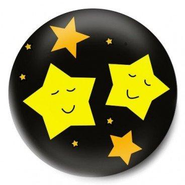 estrellas sonrientes
