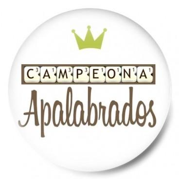 Campeona Apalabrados