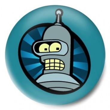 Futurama Bender logo