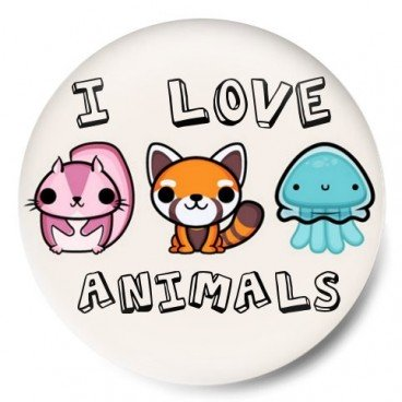 I Love Animals