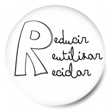 Las tres R (Reducir, Reutilizar y Reciclar)