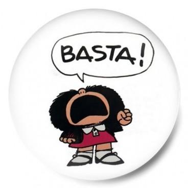 Mafalda ¡Basta!