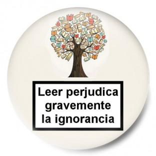 Leer perjudica gravemente la ignorancia