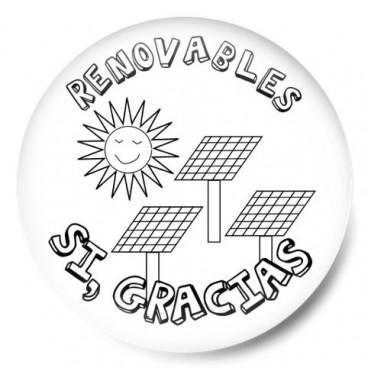 Renovables Si, gracias (Sol)