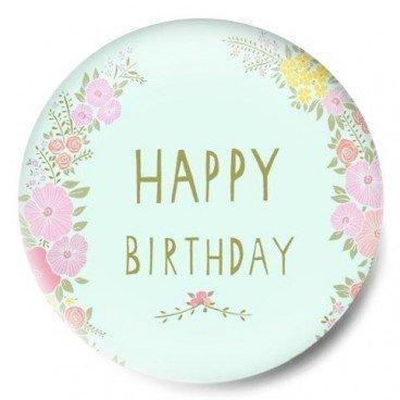 chapas cumpleanos happy birthday