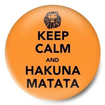 Hakuna matata rey leon