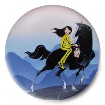 Mulan kill bill