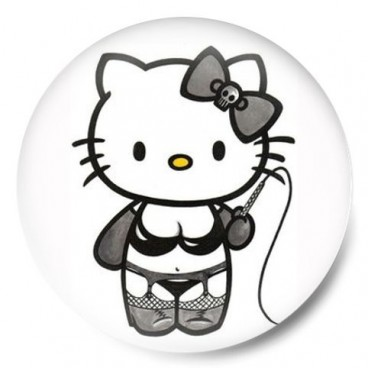 hello kitty dominatrix