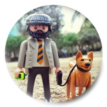 playmobil dog