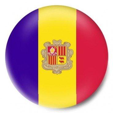 bandera andorra