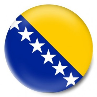 bandera bosnia herzegovina