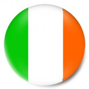 bandera irlanda trebol