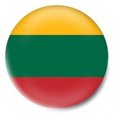 bandera lituania