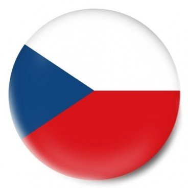 bandera republica checa