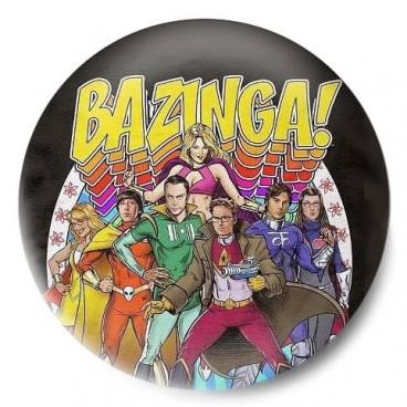 big bang superheroes