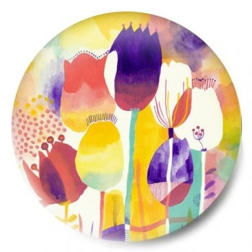 flores impresionistas