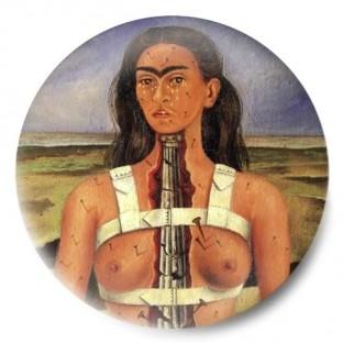 la columna rota frida kahlo