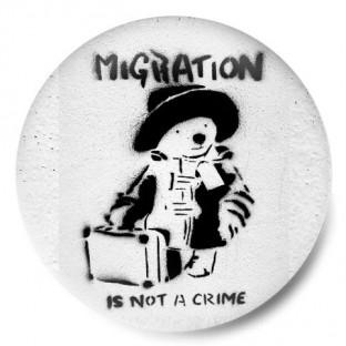 migration banksy