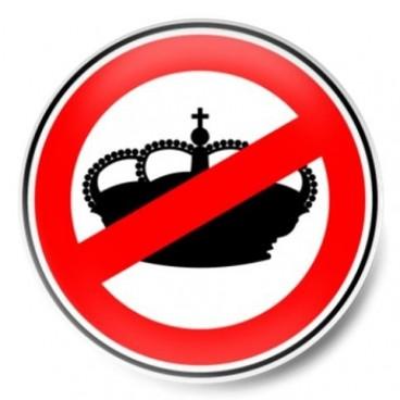 no a la monarquia