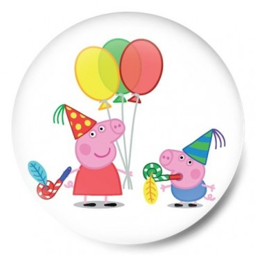 peppa pig cumpleaños