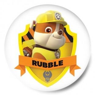 rubble patrulla canina