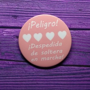 Peligro despedida en marcha!